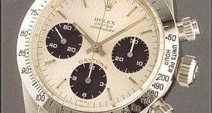 Pentamillionaires Love Rolex