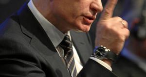 Vladimir Putin's Watch Collection
