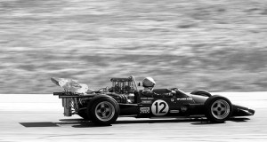 Jim Clark and his Breitling Top-Time