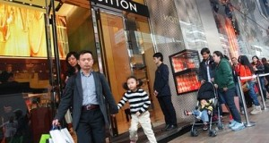 Luxury Goods – China is Buying