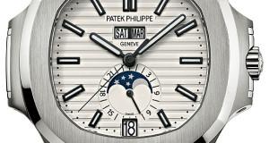 Patek Philippe Nautilus Calendar