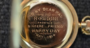 Houdini's Chronograph Sells for $25,000