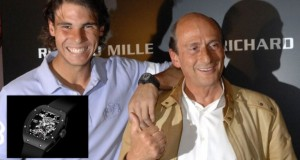 Rafael Nadal's Richard Mille Watch Found