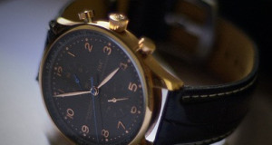 IWC Portofino Hand-Wound Eight Days Watch