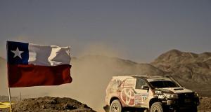 Limited Edition Edox Dakar