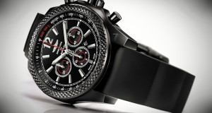 Breitling Bentley Barnato 42 Midnight Carbon Watch