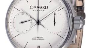 Christopher Ward C900 Single Pusher Chronograph