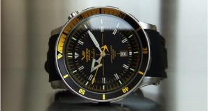Vostok Europe Anchar Diver Watch