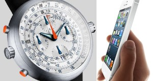 Similarities Between an iPhone 5 and a Luxury Watch