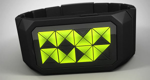 Adjust – New Watch with Triangles Instead of Numbers