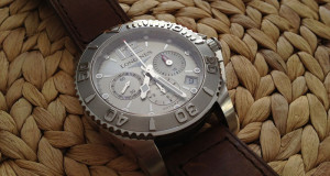 Longines HydroConquest Chronograph XL – A Unique Sports Watch