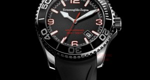 High Performance Watches by Ermenegildo Zegna
