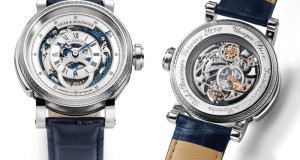 Grieb & Benzinger Blue Whirlwind – Watch Making At Its Best