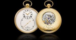 Pocket Watch Ivory Enamel by Jaquet Droz