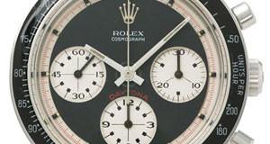 Rolex Daytona with Paul Newman Dial