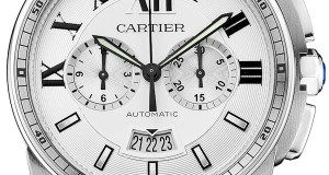 Cartier Calibre Chronograph Watch