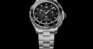 2013 TAG Heuer Aquaracer 500m Calibre 72 Countdown Chronograph