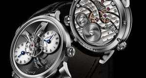 MB&F Legacy Machine N°1 Won Two Prizes at the Geneva Watchmaking Grand Prix 2012