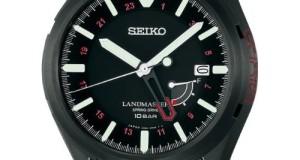 Seiko Prospex Landmaster Alpinist Spring Drive Watch