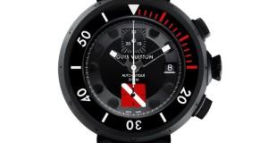 Louis Vuitton Tambour Diving 2 Chronograph