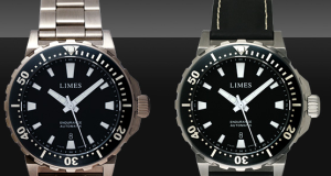 Limes Endurance Leviathan Dive Watch