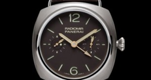 Panerai PAM 315, a GMT Tourbillon Crafted In Titanium