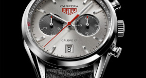 Jack Heuer's TAG Heuer Limited Edition Carrera 80 Watch