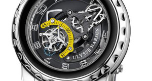 Ulysse Nardin Freak Diavolo Watch