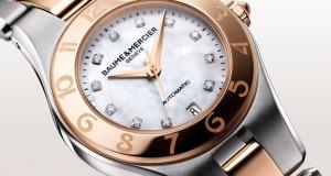 Baume & Mercier Linea Timepieces