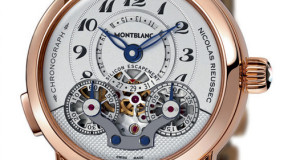 Montblanc Nicolas Rieussec Rising Hours