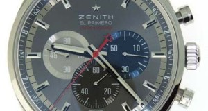Zenith El Primero Striking 10th Platinum Chrono Watch