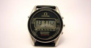 Omega Speedmaster Quartz LCD Restoration