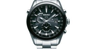 Check Out the Solar Powered GPS Watch – The Seiko Astron