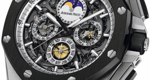 Audemars Piguet Royal Oak Offshore Titanium Grande Complication