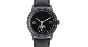 Alfred Dunhill Classic PVD Moonphase Watch