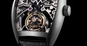 Franck Muller Thunderbolt 5 Second Tourbillon – The fastest one among tourbillons