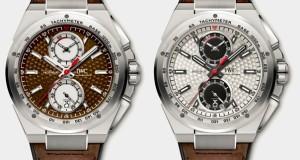 IWC Ingenieur Chronograph Silberpfeil – Un Tributo al Mercedes-Benz Silver Arrow