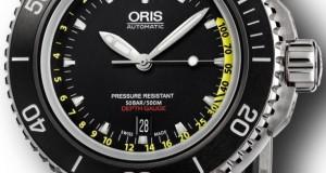 Oris Aquis Depth Gauge Dive Watch