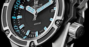 Hublot King Power Oceanographic 4000 Caribbean Watch