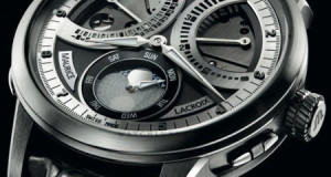 Maurice Lacroix Lune Retrograde Watch