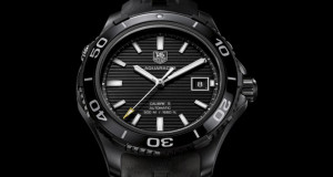 TAG Heuer Aquaracer Full Black
