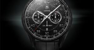 TAG Heuer Carrera Carbon Calibre 1887 Concept Chronograph
