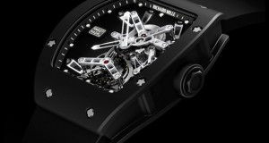 The Richard Mille RM027 – One of the top ten coolest watches of Geneva Watch Show 2013 selected by Forbes magazine