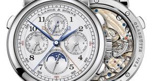 A,Lange & Söhne 1815 Rattrapante Perpetual Calendar Watch