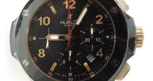 Hublot Big Bang 18K Rose Gold Automatic Watch