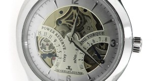 Jaeger LeCoultre Master Minute Repeater Platinum Watch