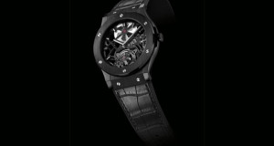 Check Out the Classic Fusion Skeleton Tourbillon 45mm from Hublot Watches