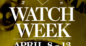 Madison Avenue Watch Week Kicks Off