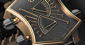 Son Of Sound Guitar Watch – Music themed creation from ArtyA watches