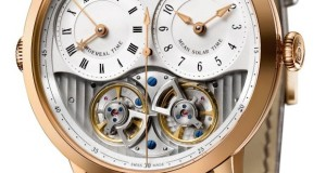 Arnold & Son Watches DBS, Double Barrel Sidereal Time